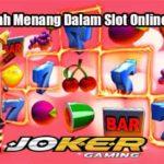 Cara Mudah Menang Dalam Slot Online Uang Asli